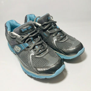 Skechers Tone Ups Fitness Walking Shoes Women 8.5